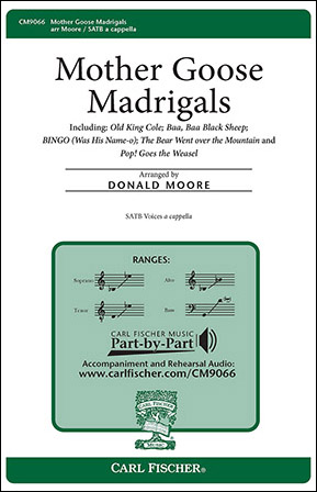 Mother Goose Madrigals