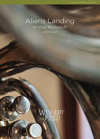Aliens Landing