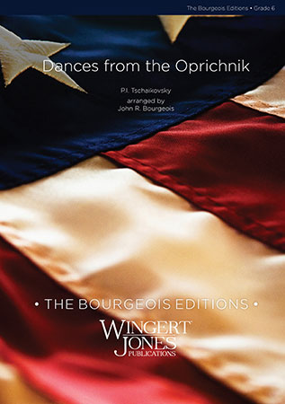 Dances from The Oprichnik