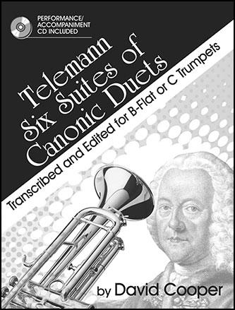 Telemann Six Suites of Canonic Duets