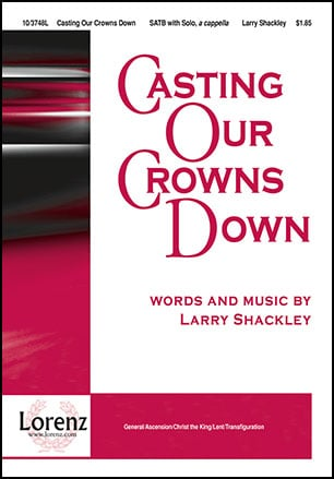 Casting Our Crowns down
