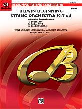 Belwin Beginning String Orchestra Kit No. 4