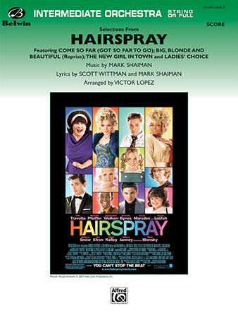 Hairspray Selections
