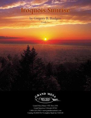 Iroquois Sunrise