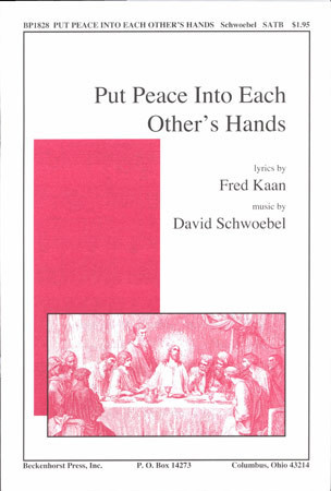 Put Peace into Each Others Hands