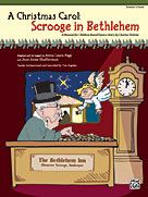 Christmas Carol: Scrooge in Bethlehem  Cover