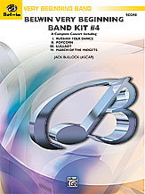 Belwin Very Beginning Band Kit No. 4