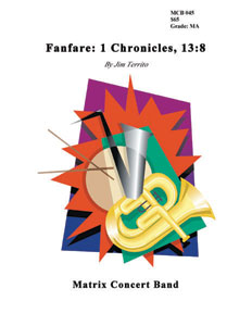 Fanfare 1 Chronicles 13:8
