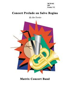 Concert Prelude on Salve Regina