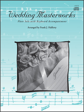 Wedding Masterworks brass sheet music cover