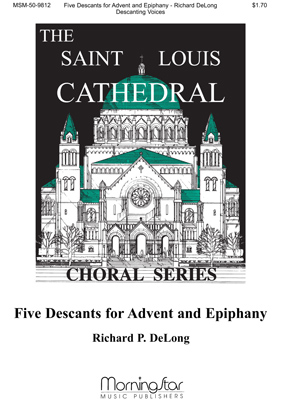 Five Descants for Advent and Epiphany