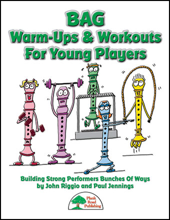 Bag Warm-Ups and Workouts for Young Players