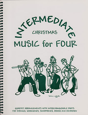 Intermediate Music for Four Christmas
