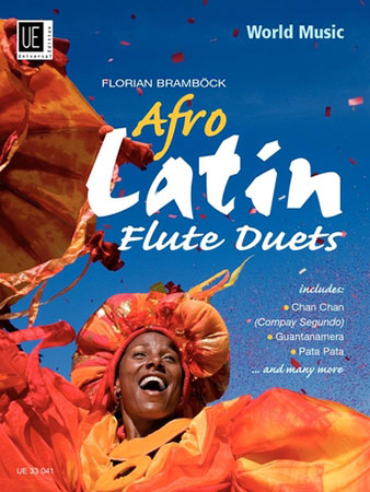 Afro Latin Flute Duets