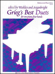 Griegs Best Duets