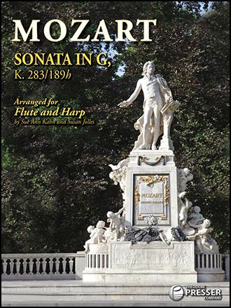 Sonata in G K. 283 189h