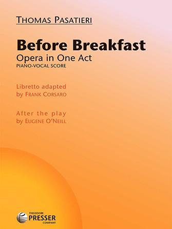 before breakfast eugene o neill