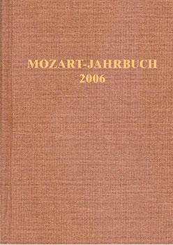 Mozart Yearbook 2006