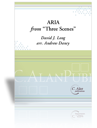 Aria from Three Scenes