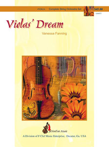 Violas Dream