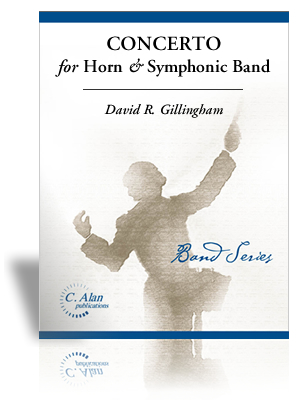 Concerto for Horn and Symphonic Band