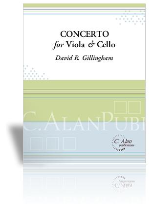 Concerto for Viola and Cello
