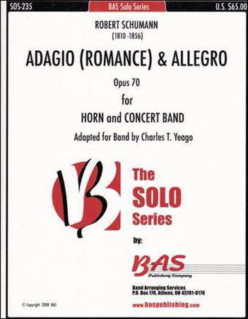 Adagio (Romance) and Allegro