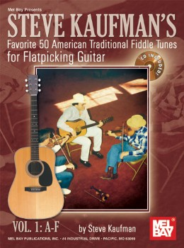 50 Favorite Traditional American Fiddle Tunes, A-F
