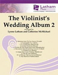 Violinists Wedding Album No. 2