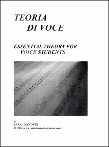 Music Theory for Singers