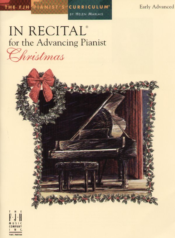 In Recital for the Advancing Pianist
