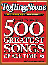Rolling Stone 500 Greatest Songs of All Time Volume 1
