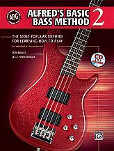 Alfreds Basic Bass Method #2