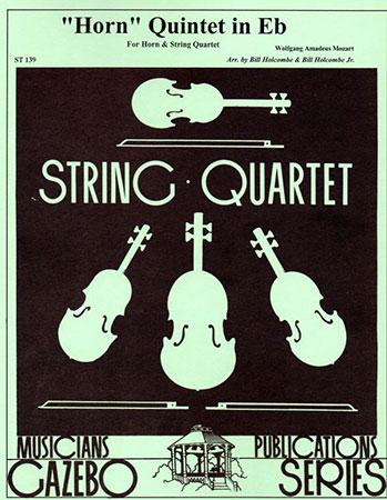 Horn Quintet in E Flat