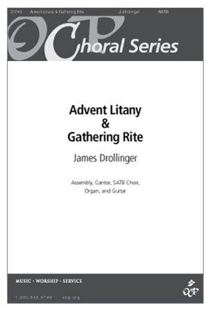 Advent Litany and Gathering Rite