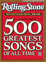 Rolling Stone 500 Greatest Songs of All Time Vol. 1
