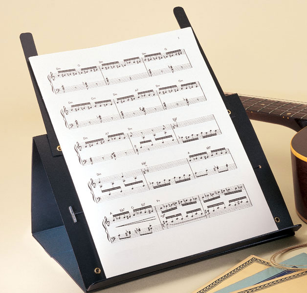 Music Stand Prop It