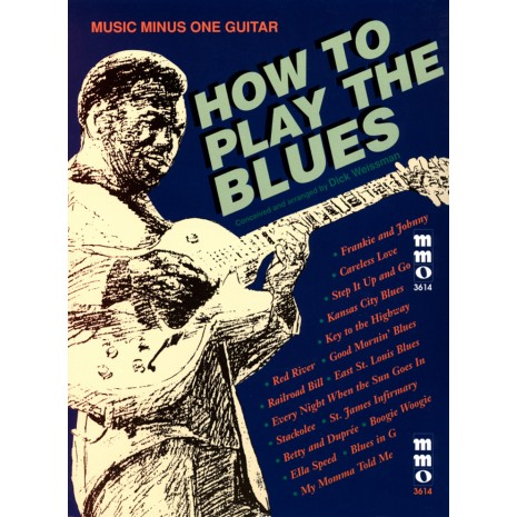 How to Play the Blues Bk/CD