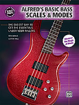Alfred's Basic Bass Scales and Modes