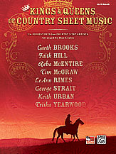 Kings and Queens of Country Sheet Music