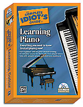 Complete Idiots Guide to Learning Piano