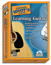 Complete Idiots Guide to Learning Guitar