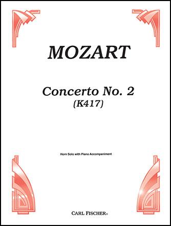 Concerto No. 2, K. 417