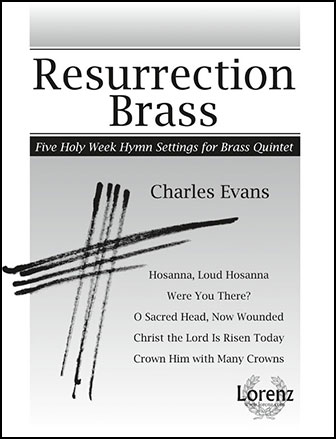 Resurrection Brass brass sheet music cover
