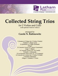 Collected String Trios