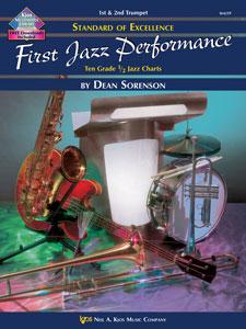 First Jazz Performance