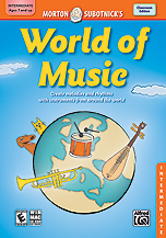 World of Music  (Intermediate)