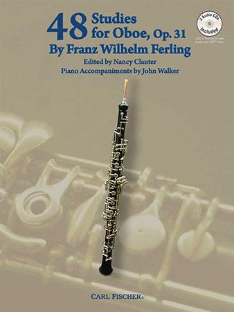 48 Studies for Oboe Op. 31
