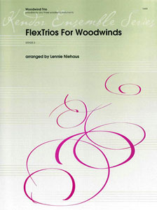 FlexTrios for Woodwinds