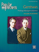 Popular Performer Gershwin